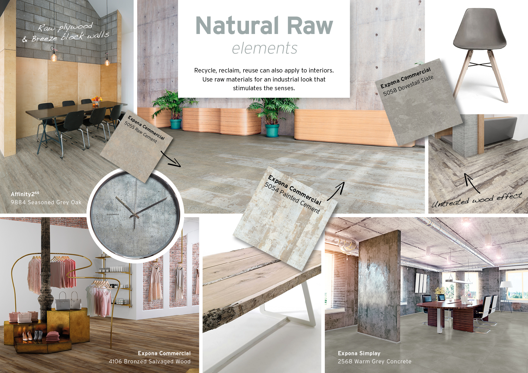 Image:LVT Trend Spotlight: Natural Raw Elements
