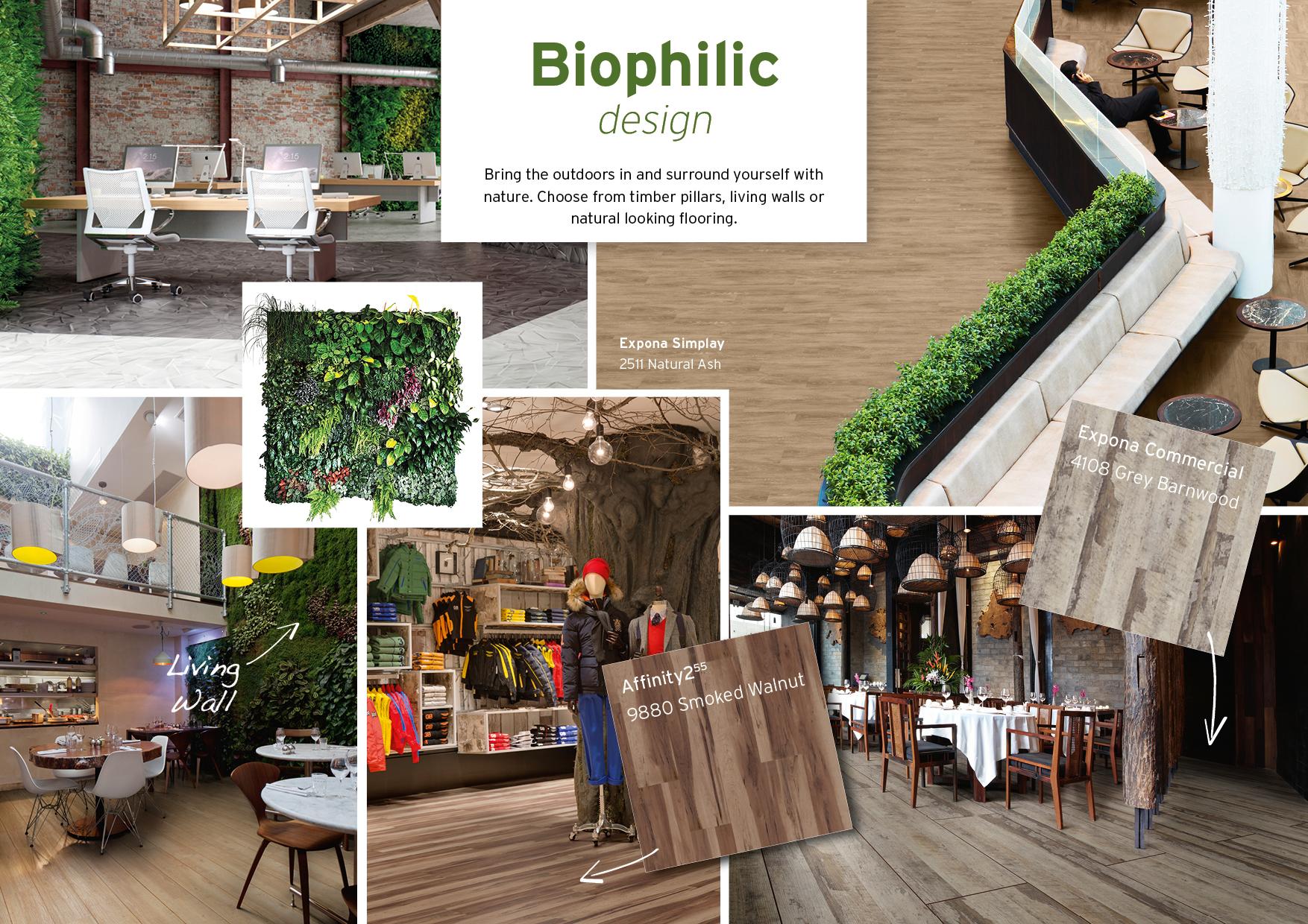 Image:LVT Trend Spotlight : Biophilic Design