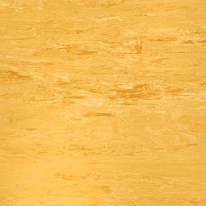 Citrine Yellow Coloured Homogeneous Flooring Xl Pu