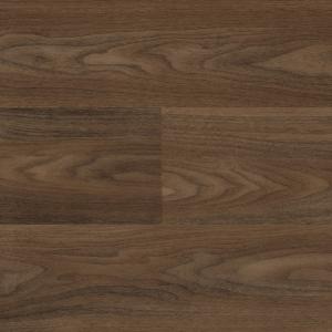 Classic Walnut Brown Coloured Heterogeneous Flooring