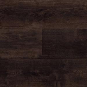 Rich Walnut Dark Brown Wood Effect Loose Lay Luxury Vinyl