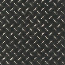 Black Treadplate Expona Design Stone And Effect Pur