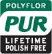 Polyflor PUR Lifetime Polish Free - Logo