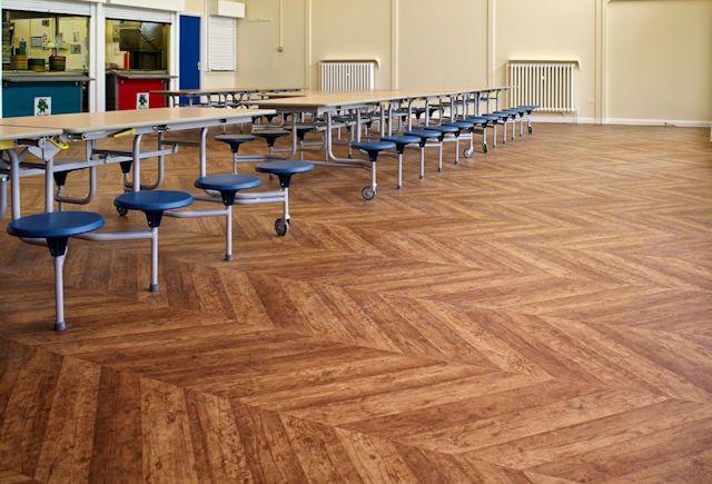 broad oak primary school case study polyflor