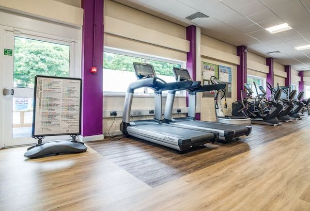 Rhondda Sports Centre Case Study Polyflor
