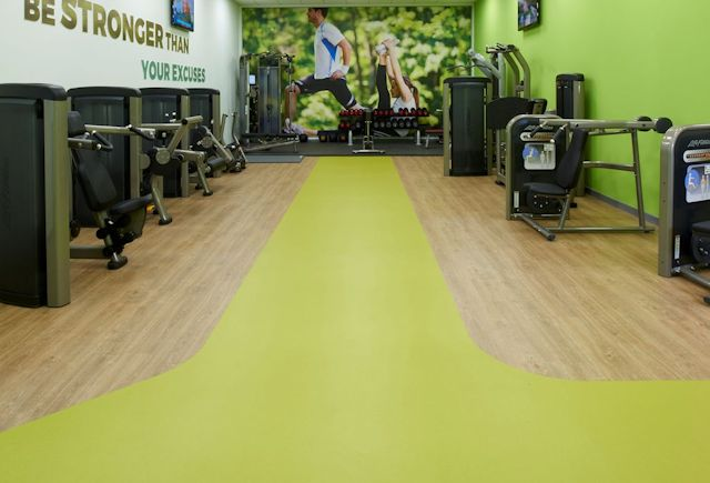 Shrewsbury Sports Village Case Study Polyflor