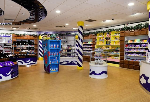 Cadbury World Case Study Polyflor
