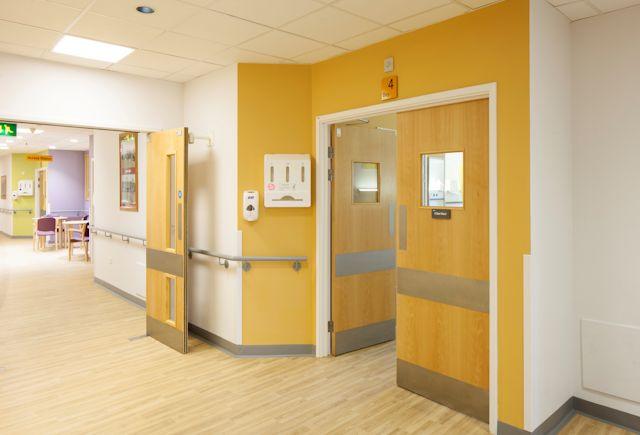 Croydon University Hospital Case Study Polyflor