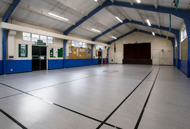 Chingford Scout District Council Case Study Polyflor