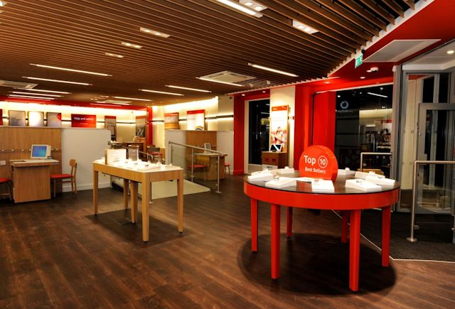 Vodafone Case Study Polyflor